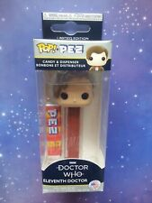 11th Doctor Who Eleventh Pop Pez Dispenser Sweet Candy Limited Edition UK Stock