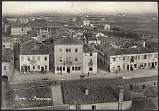 AA4477 Rovigo - Provincia - Loreo - Panorama - Cartolina postale - Postcard