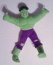 "MARVEL The Incredible Hulk 2002 KellyToy Plush Toy 9"" Stuffed Green"