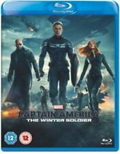 Captain America The Winter Soldier Blu-ray R0