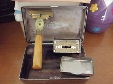 Rasoio SCHICK, Box Gillette Lametta porta WW2 Us Air Force Army Navy Marines Raf