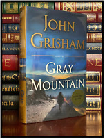 Gray Mountain ✍SIGNED✍ by JOHN GRISHAM New Hardback 1st Edition First Printing