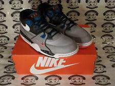 Nike Air Flight '89 - CT1622-001 - Cement Grey / Script Logo - Mens Shoe Size 10