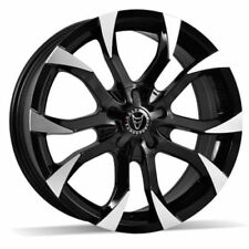 Aluminium WolfRace Summer Wheels with Tyres