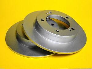 Bremsscheiben Satz für Suzuki SJ410 + Bremsklötze Bremsbeläge Bremssteine