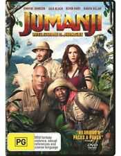 Jumanji 2 Welcome to The Jungle DVD R4