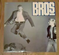 "BROS 3X Vinyl 12"" Singles 45rpm When will I be famous + Drop the Boy IOU Nothing"