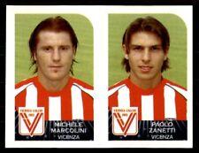 Panini Calciatori 2002-2003 - Vicenza Michele Marcolini / Paolo Zanetti No.618