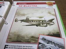 Faszination 14 72 Lockheed 10 Elektra Verkehrsflugzeug 30er JAhre USA