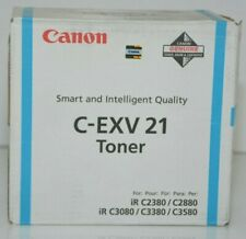Canon Toner C-EXV21 Cyan 0453B002 für iR C2380 C2880 C3080 C3380 C3580 NEU