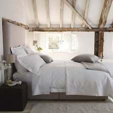 Dorchester 1000 Thread 100 Cotton White Duvet Cover Hotel Quality Super King