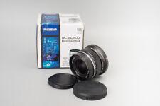 Olympus M.Zuiko Digital 12mm f/2.0 F2.0 ED Lens, E-M1 E-M5 Mark III EM10