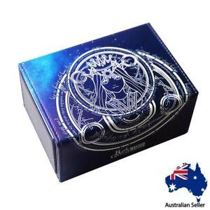 Time Walker Deckbox Goddess Deck Box Blue starry MTG Magic Yugioh Pokemon Card