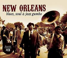 New Orleans  Blues Soul and Jazz Gumbo [CD]