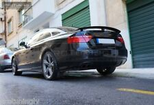 Audi A5 07-15 Coupe 2D rear Spoiler Votex Lip RS S Sline s-Line Trunk S5 abt 5