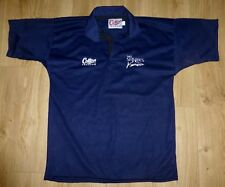 SALE SHARKS RUGBY-Classic Rugby Shirt-NEW-NAVY BLUE Embroidered-46/48(XLARGE)