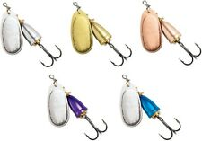 Blue Fox Classic Vibrax Plated Series Inline Spinner Trout & Salmon Lure