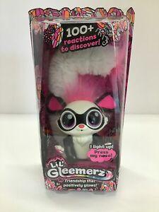 Mattel Lil Gleemerz Glowzer Figure Light Up Interactive Pet GCN64