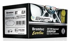 Bremtec DB2223 EuroLine High Grade Brake Pads BT2329ELH BMW 1 2 3 4 Series X3 X4