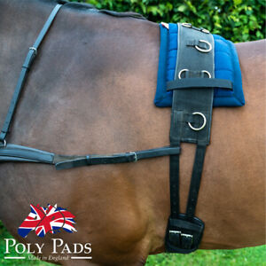 GENUINE PolyPad Roller Pad Lunge Training Horse Cob Pony Comfort Easy Fitting