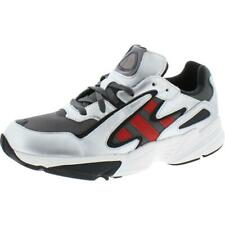 Adidas Originals para hombre Yung - 96 abismo Metálico Moda Tenis Zapatos BHFO 8118