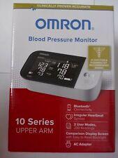 Omron 10 Series Upper Arm Blood Pressure Monitor BP7450 New In Box