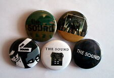 "5 x The Sound 1"" Pin Button Badges ( post punk england Jeopardy All Fall Down )"