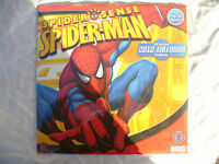 SPIDERMAN CALENDAR 2012 WITH POSTER still new & fully sealed