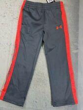 Under Armour Boys Fleece Lined Athletic Basketball Warm Up Sweat Pants Sz 4 NWT