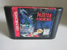 Phantom 2040 (Sega Genesis, 1995) game only