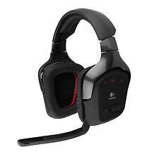 Refurbished Logitech Wireless Gaming Headset G930 with 7.1 Surround Sound