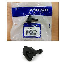 Genuine Volvo Windscreen Washer Nozzle Spray S40 V40 S80 C70 V50 XC90 30655605