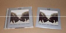 U2 - Best of 1990-2000  - 2 CD + 1 DVD PROMO EN BONUS (history mix)  - COLLECTOR