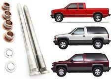 8pc Door Hinge Pin and Bushing Kit For 1988-2000 Chevy GMC Trucks New Free Ship