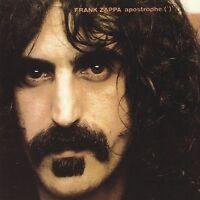 Frank Zappa - Apostrophe (') [New CD]