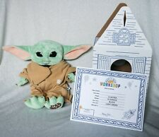 "*NEW* Build-A-Bear The Child ""Baby Yoda"" Plush 14"""