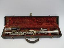 Metal Body Vintage Clarinets for sale | eBay