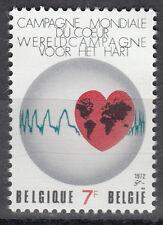 Belgique / Belgien Nr. 1675** Welt-Herzmonat
