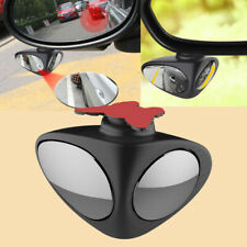 Car Blind Spot Parking Multi-purpose Auxiliary Rear View Front&Rear Wheel Mirror