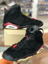 AIR JORDAN RETRO 6 384664 061 VARSITY RED 2009 SIZE 11.5
