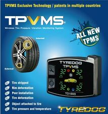 New TPVMS TD1800A-X Tyredog Tyre Pressure Monitor System Fast Priority Shipping