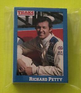 1991 Traks Richard Petty 50 Card Set