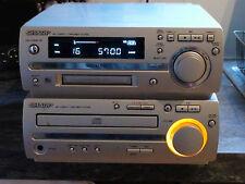 SHARP MD-MX10 Mini Lettore CD