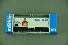 Marklin 4568 Valio-Finland Refrigerated Wagon