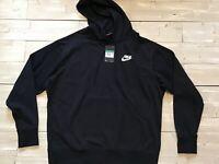 Men's Nike Giannis Antetokounmpo 'Freak' Pullover Hoodie CZ0439-010 Size XL