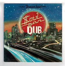 JUNIOR SOUL-soul man dub   burning vibration LP   (hear)   reggae dub