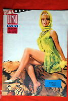 MARISA MELL ON SEXY COVER 1968 VERY RAR EXYU MAGAZINE