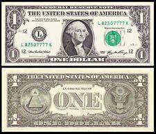 United States 1 DOLLAR Serie L 2006 P 523a UNC