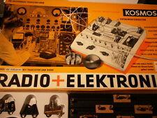 Cosmos Radio + électronique 7 A, 1961, TOP