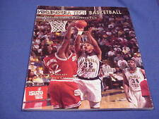 1992-93 Georgia Tech Yellow Jackets Basketball Pre-Season Prospectus/Media Guide